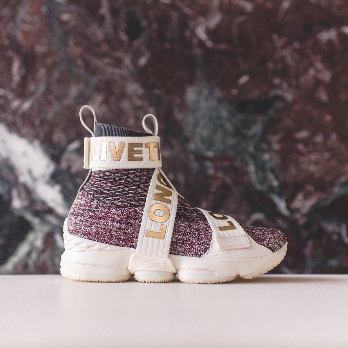 KITH x Nike LeBron 15 \