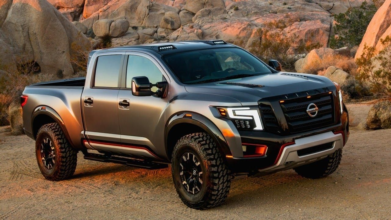 Nissan Titan Warrior Price >> 2018 Nissan Titan Warrior Price And Release Date Youtube