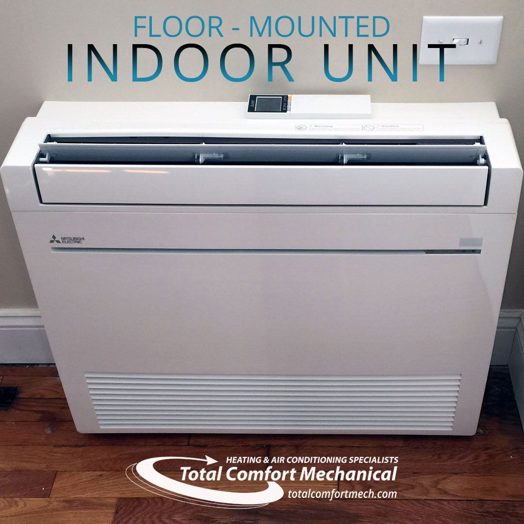 With So Many Indoor Unit Styles Available Mitsubishi Ductless Heating Cooling Solu Ductless Heating Heating And Cooling Units Ductless Heating And Cooling