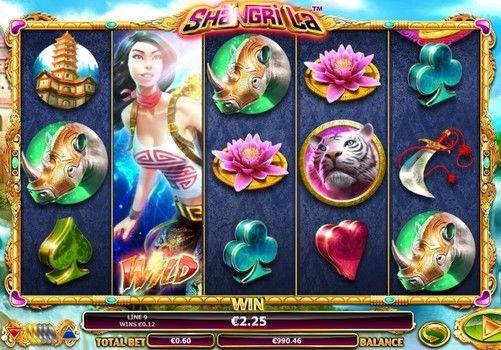 Кредитную shangri la шангри ла игровой автомат онлайн