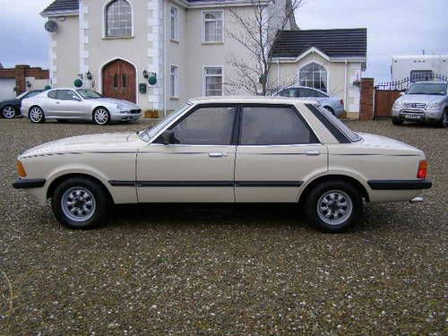 Ford Cortina 2 0 Gl Mkv Just 21 000 Miles Pas 5speed Sold