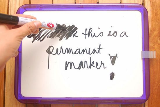 How To Remove Permanent Marker From A White Board 5 Steps Remove Permanent Marker Dry Erase Board How To Remove Sharpie