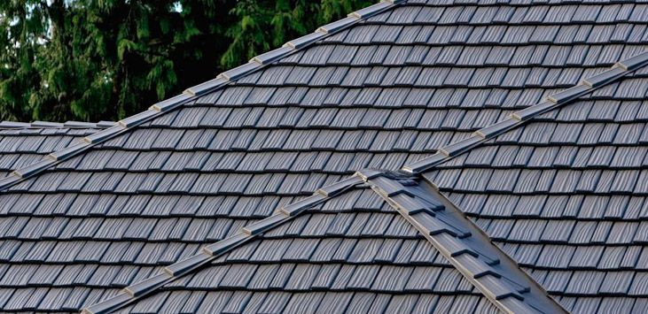Country Manor Shake Metal Roofing Systems Metal Shingles Metal Roof