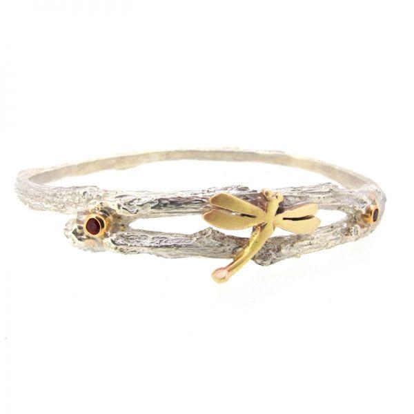 Dragonfly Bangle