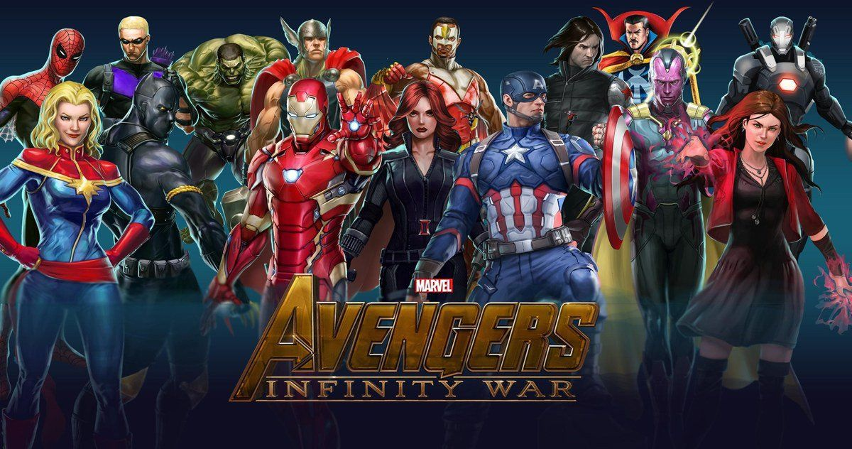 Hasil gambar untuk movie avengers 4