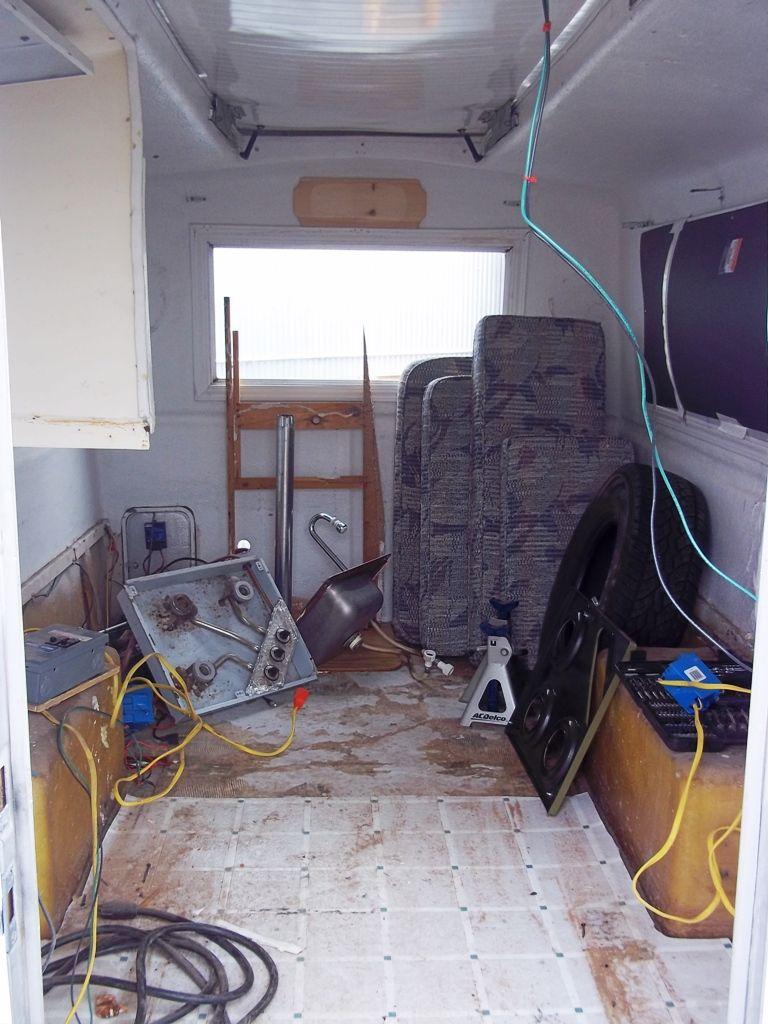 Compact jr rebuild demolition tales demolition
