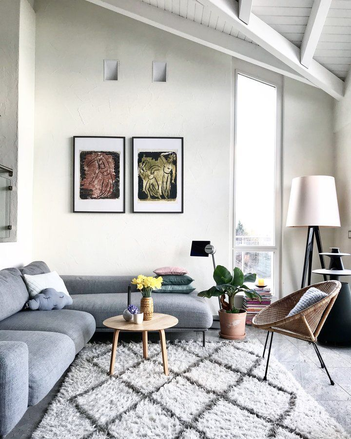 🔸Farbtupfer... | Living rooms, Salons and Living room ideas