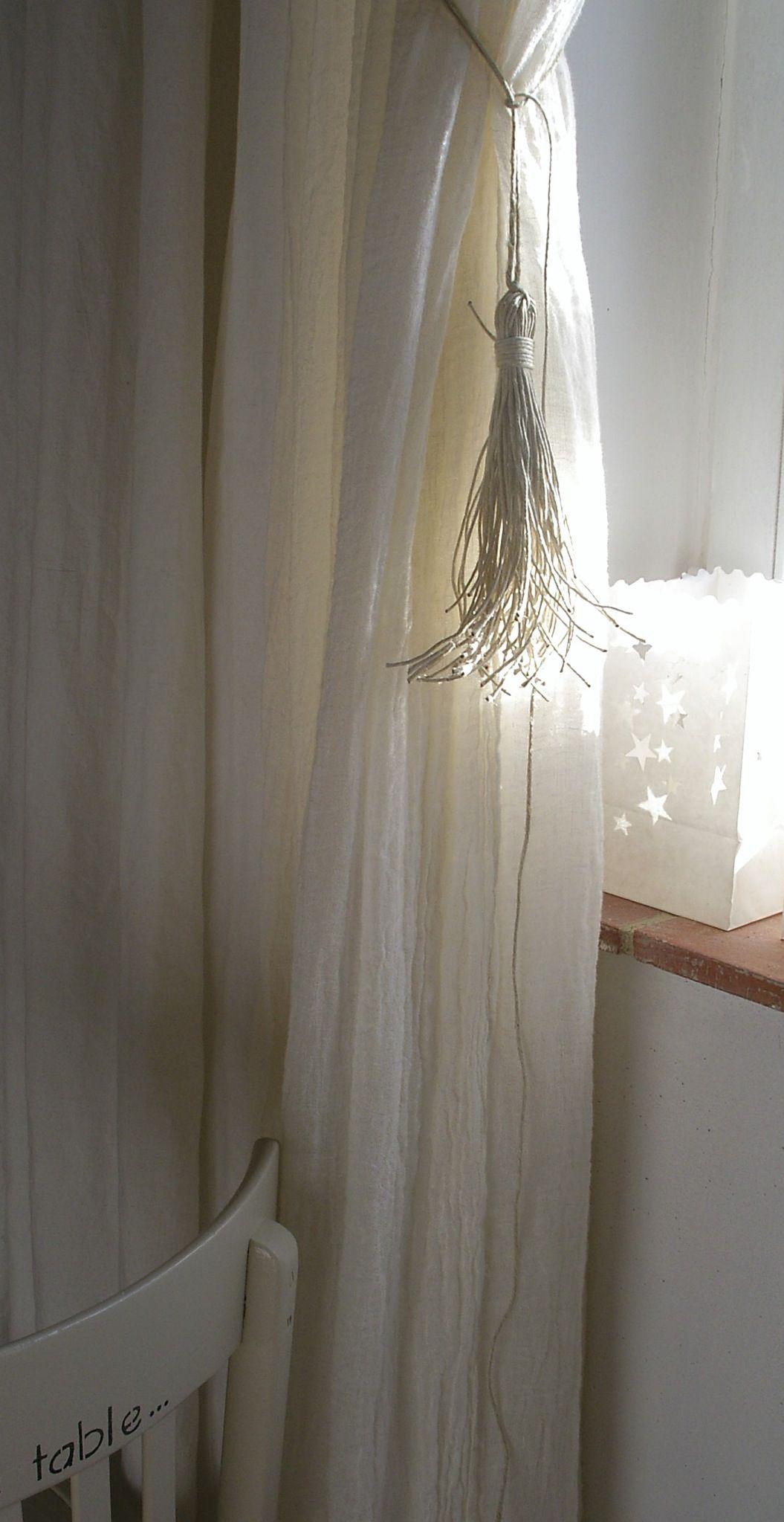 rideau en gauze de chanvre site couleur chanvre. Black Bedroom Furniture Sets. Home Design Ideas