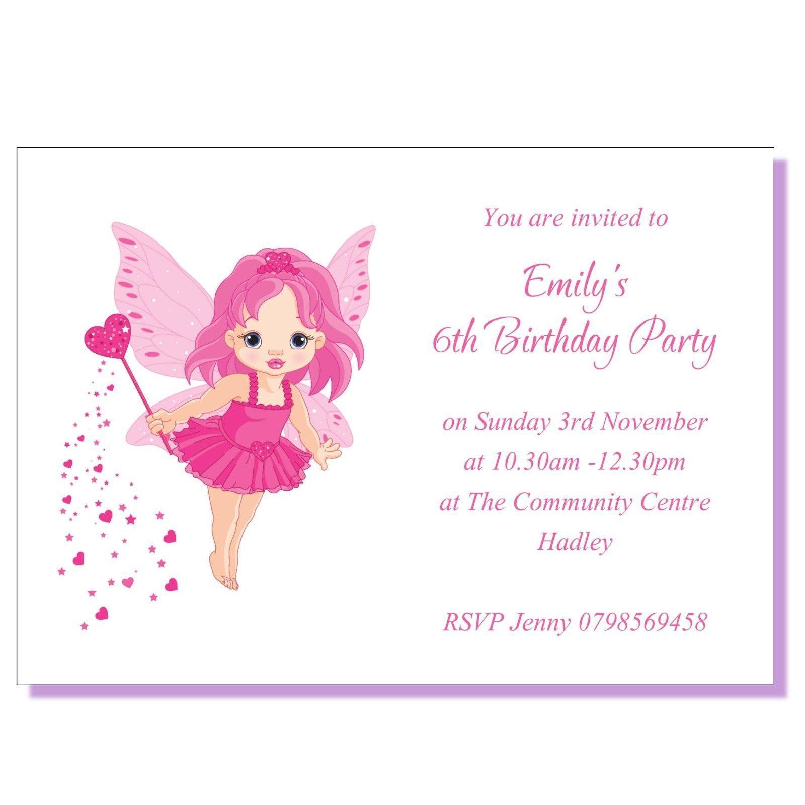 toddler birthday party invites – Children Birthday Invitation Card