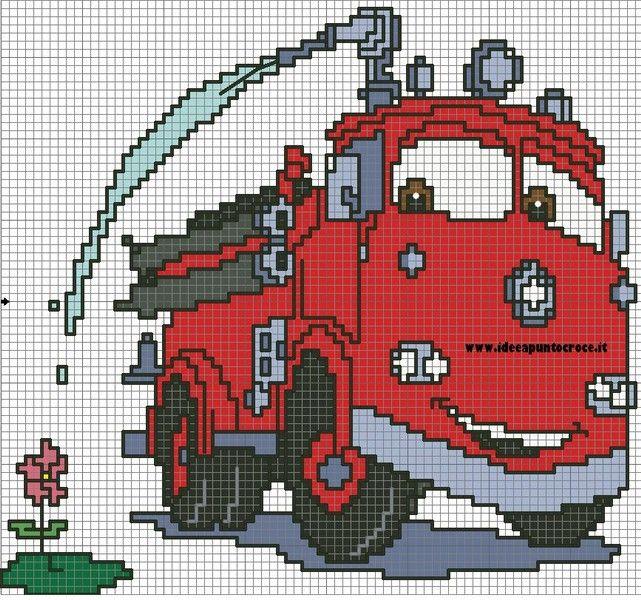 Schemi Cars E Planes Idee A Punto Croce Broderie De Bébé Broderie Et Point De Croix Modele De Broderie