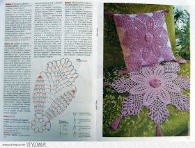 World crochet: Pillow 43    Sewing is good and very useful. You may be experienced or novice in this matter, but you can achieve good results in any way. Trust yourself. Let's watch a little video first, and we'll have more fun.:    Yeah, that's how you do secret sutures. We invite you to visit our pages with sewing learning videos, basic sewing training, dress models, how to sew without mold, how to remove mold, practical sewing techniques, and delightful dress m... #Crochet #Pillow #world