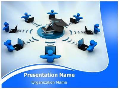 Download our professionally designed online learning ppt make a great looking ppt presentation quickly and affordably with our professional online learning powerpoint template this online learning ppt template toneelgroepblik Image collections