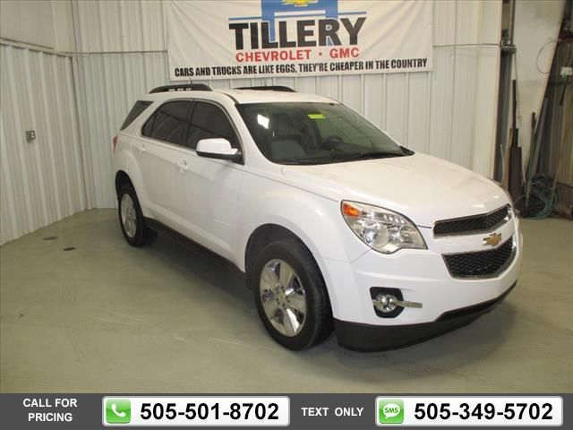 2012 Chevrolet Chevy Equinox 2lt 15 500 78679 Miles 505 501 8702