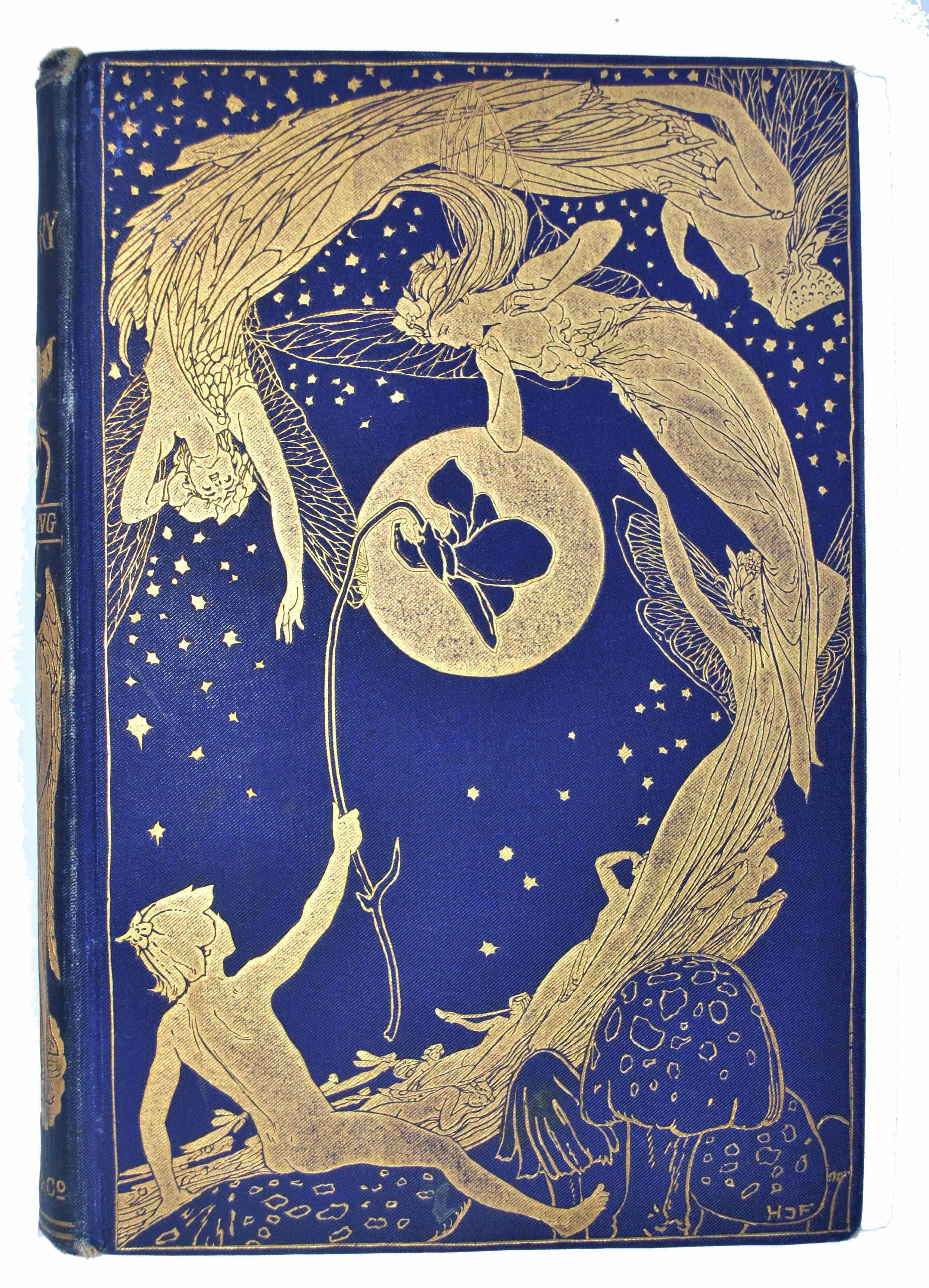 Blue fairy book andrew lang fairy book mythical