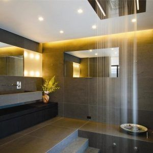 Bathroom recessed lighting distance from wall httpwlol bathroom recessed lighting distance from wall aloadofball Image collections
