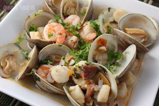 Portuguese Seafood Stew - Skinnytaste