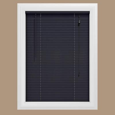 visit the home depot to buy bali cuttosize black vinyl blackout custom cut mini blind 1 in slats 72 in length price varies by size