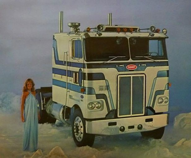 naked girls and bigrigs