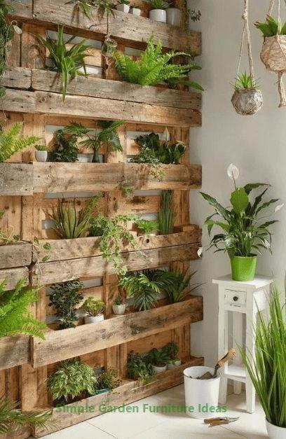 Photo of Idee per mobili da giardino più convenienti e semplici #gardenfurniture #diyfurnitur …