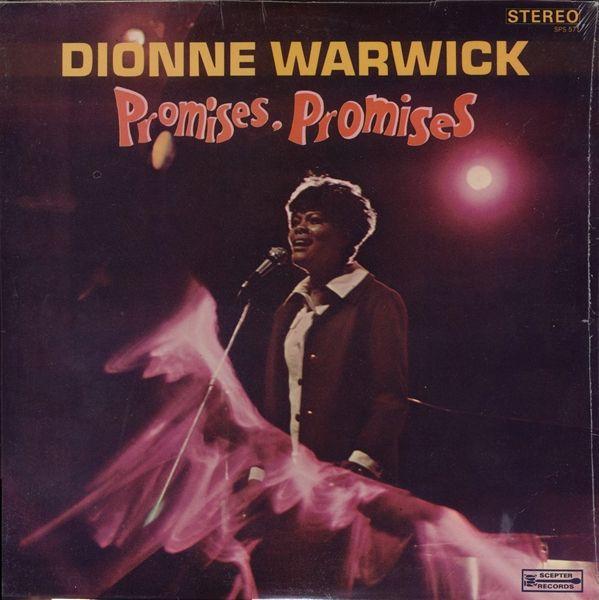 Dionne Warwick Promises Promises Dionne Warwick Music Icon Vinyl