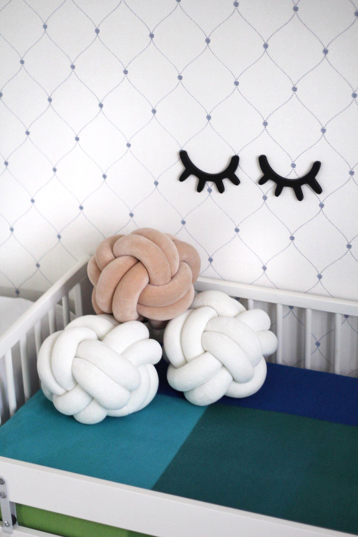 Подушка узел и постер roombalalaika knot cushion knot