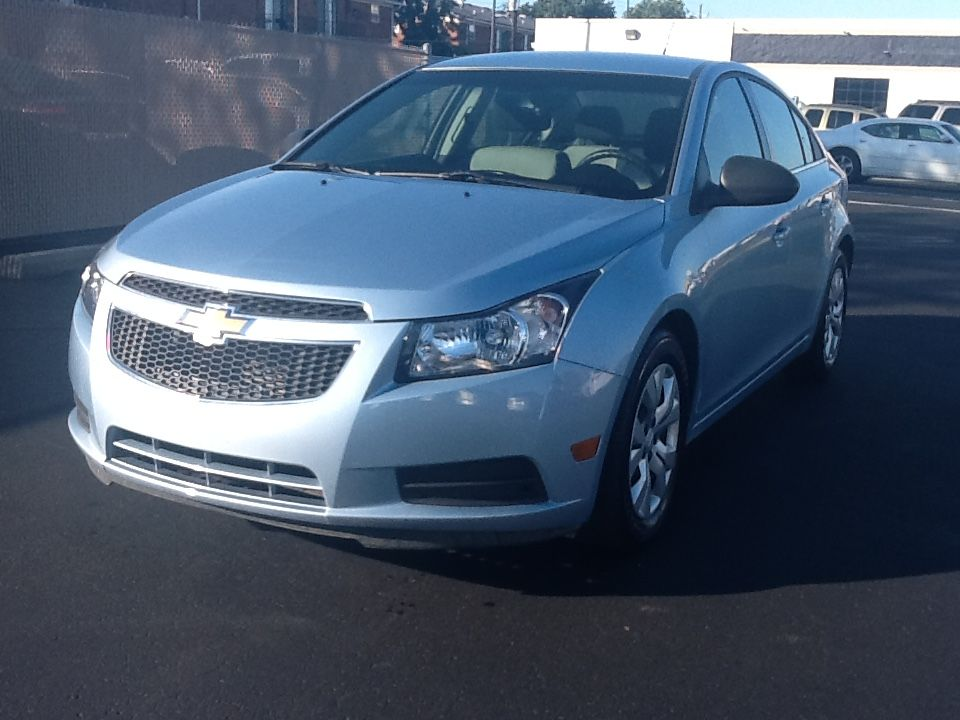 Used 2012 Chevrolet Cruze For Sale Indianapolis In Call