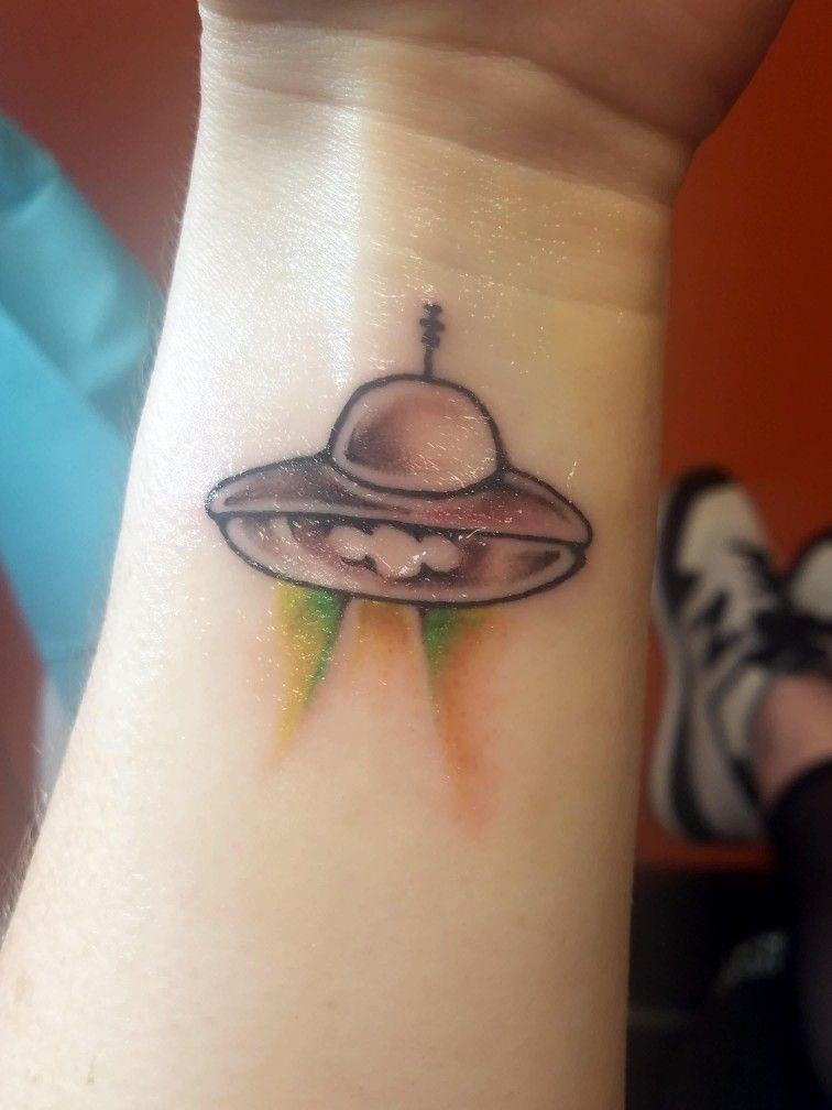 Nicole Glencross tattoo done by Sam at Almost Famous Tattoo Portland ...