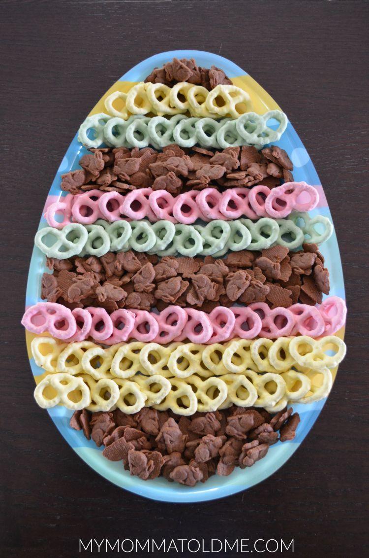 No Bake Easter Dessert Tray Easter Dessert Easy Easter Desserts