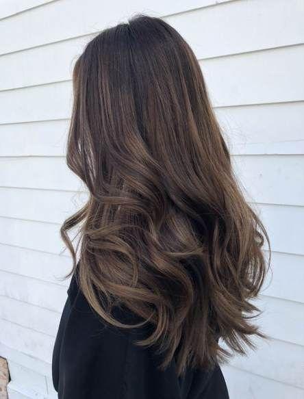 Photo of 32  Ideas Hair Long Brunette Highlights Haircolor