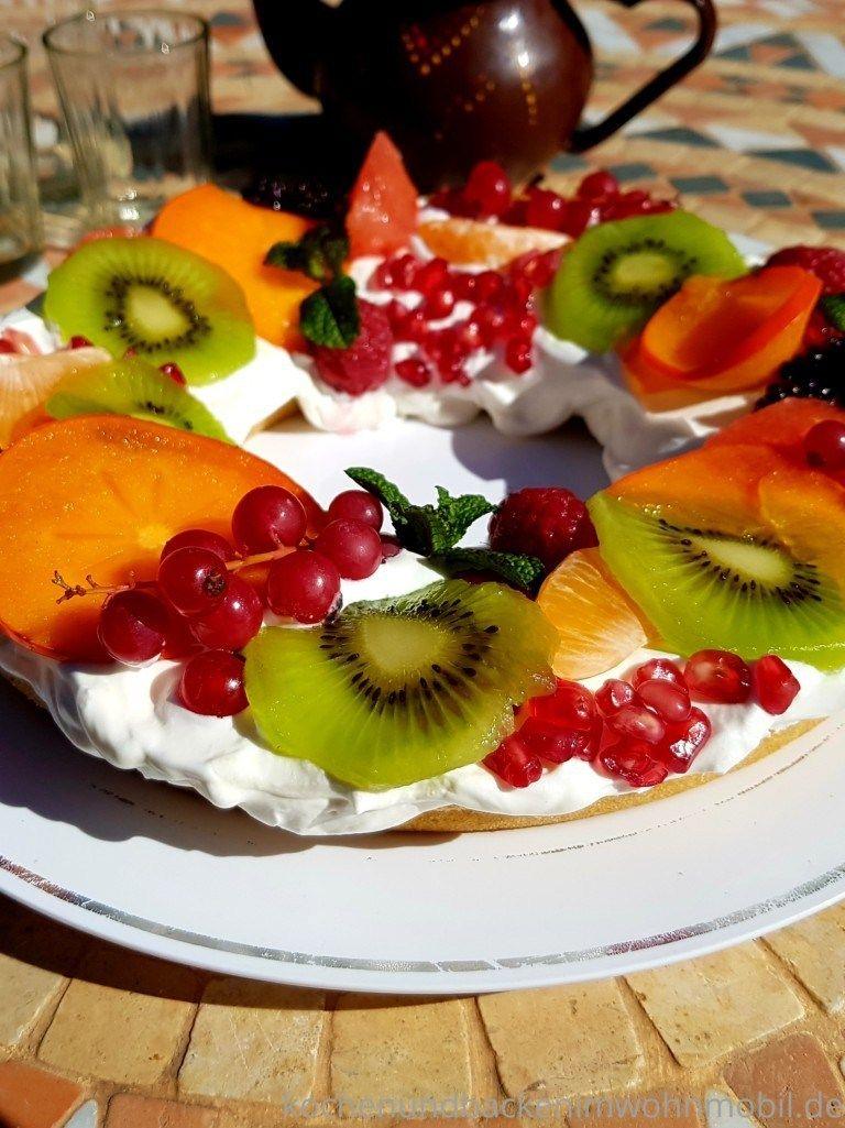 Neues Rezept für Kuchen aus dem Omnia Ofen Einfache