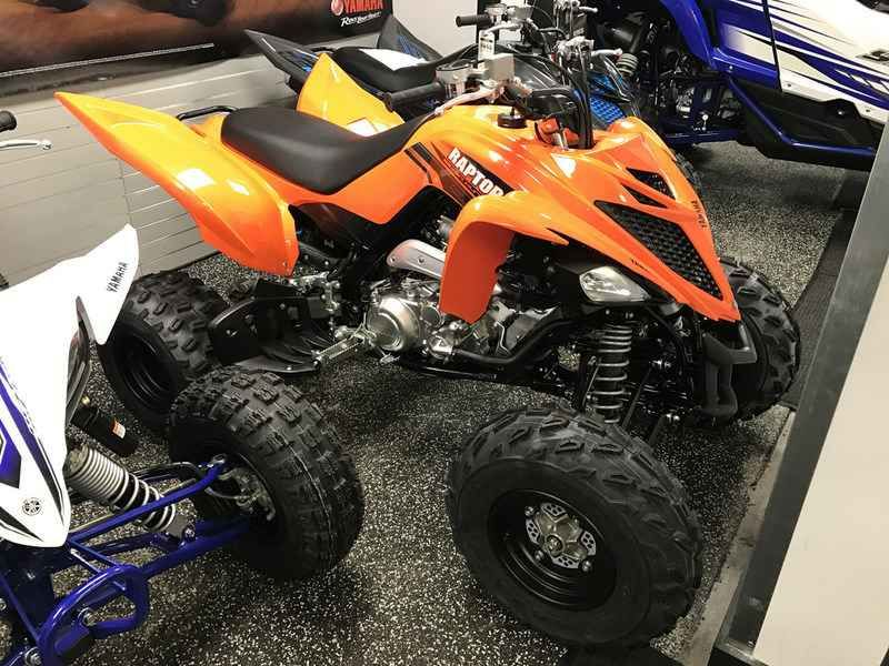 New 2017 Yamaha Raptor 700 ATVs For Sale in Pennsylvania. 2017 Yamaha Raptor 700, 2017 Yamaha Raptor 700 EYE-POSSING PERFORMANCE, VALUE The Raptor 700 offers true pure sport ATV performance at an unbeatable price. Features may include: Aggressive Style Aggressive styling makes the Raptor 700 look as menacing as it really is. The mighty Raptor 700 is ready to go whether the destination is the dunes, the trails or the track. Big-Bore Power Powered by our most potent big-bore Raptor engine ever…