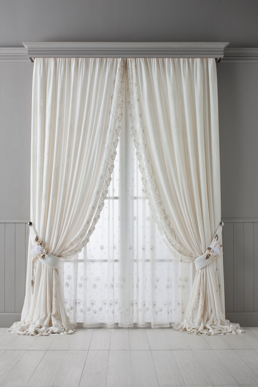 Soffio tenda Шторы Pinterest Window Curtain ideas and