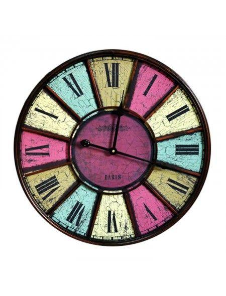 Reloj decorativo de pared strombo 58 molet time - Relojes decorativos pared ...