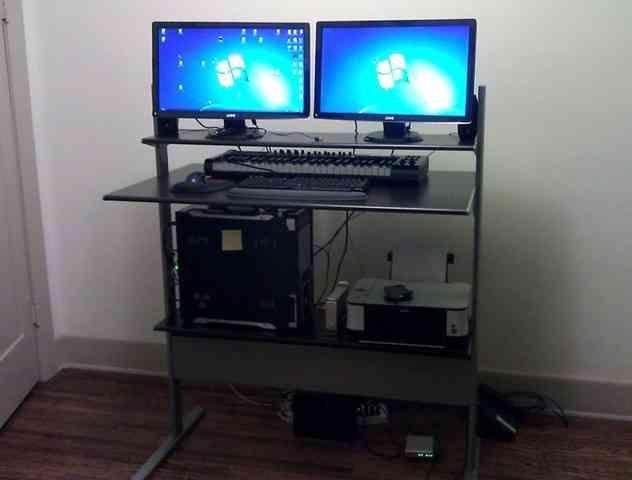Ikea fredrik standing desk standing desk desk