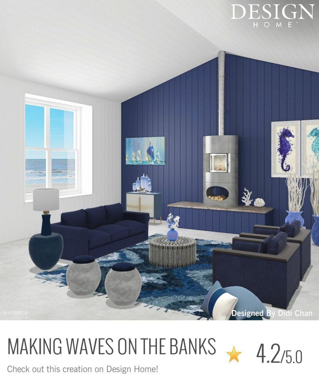Tumblr Design Home App House Design Living Design Decorate living room app