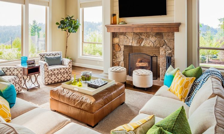 5 Living Room Arrangements Perfect For Big Families Living Room Storage Living Room Arrangements Home Staging