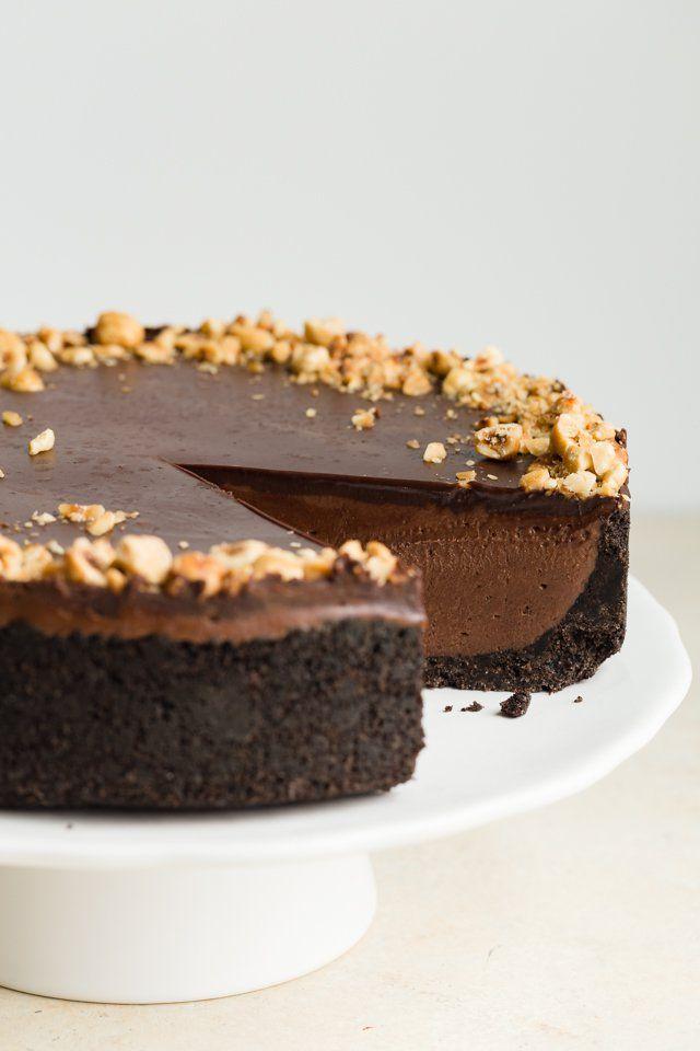 no bake tårta