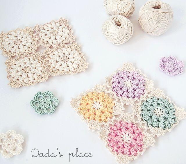 Lugar de Dada: patrón de ganchillo | crochet | Pinterest | Patrón de ...