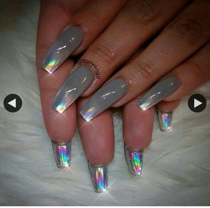 Pin de I. Roberts en nails | Pinterest | Uñas de gel, Arte uñas y ...
