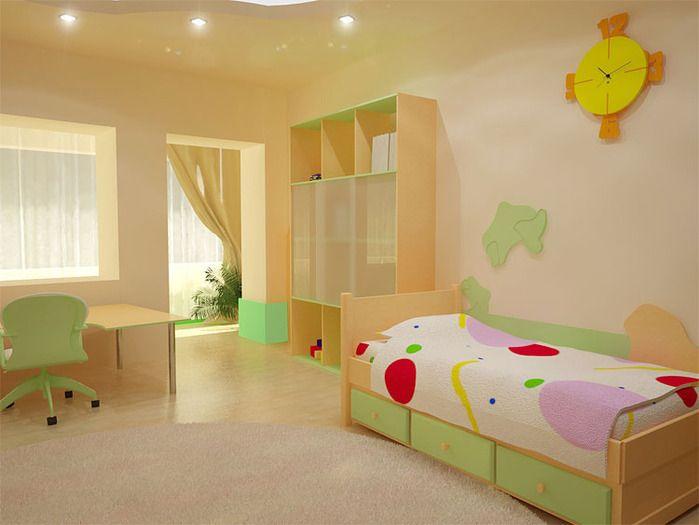 Kids Schlafzimmer Ideen Farbe und Kinder Schlafzimmermöbel - farbe wohnzimmer ideen
