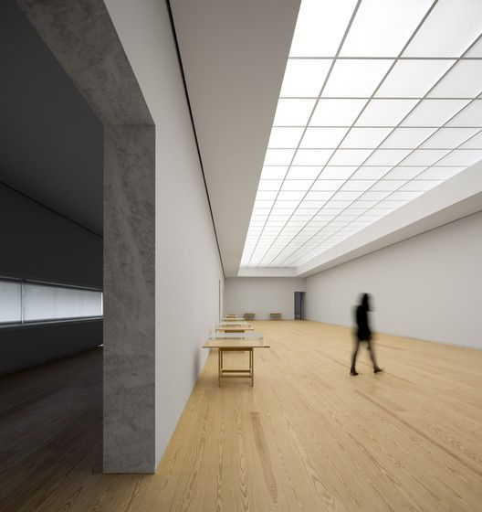 Gallery Of Nadir Afonso Contemporary Art Museum By Alvaro Siza Opened Its Doors In Chaves Portu In 2020 Art Galleries Architecture Contemporary Museum Museum Interior