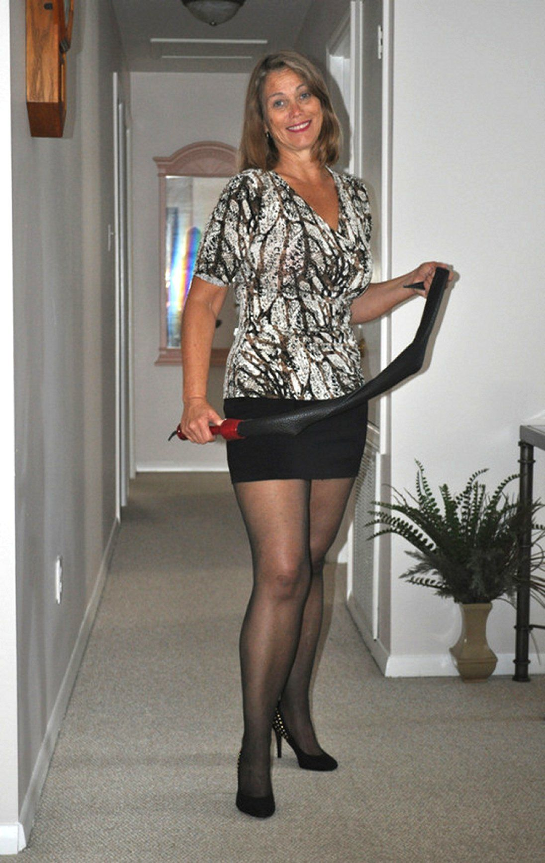 Mature in hose