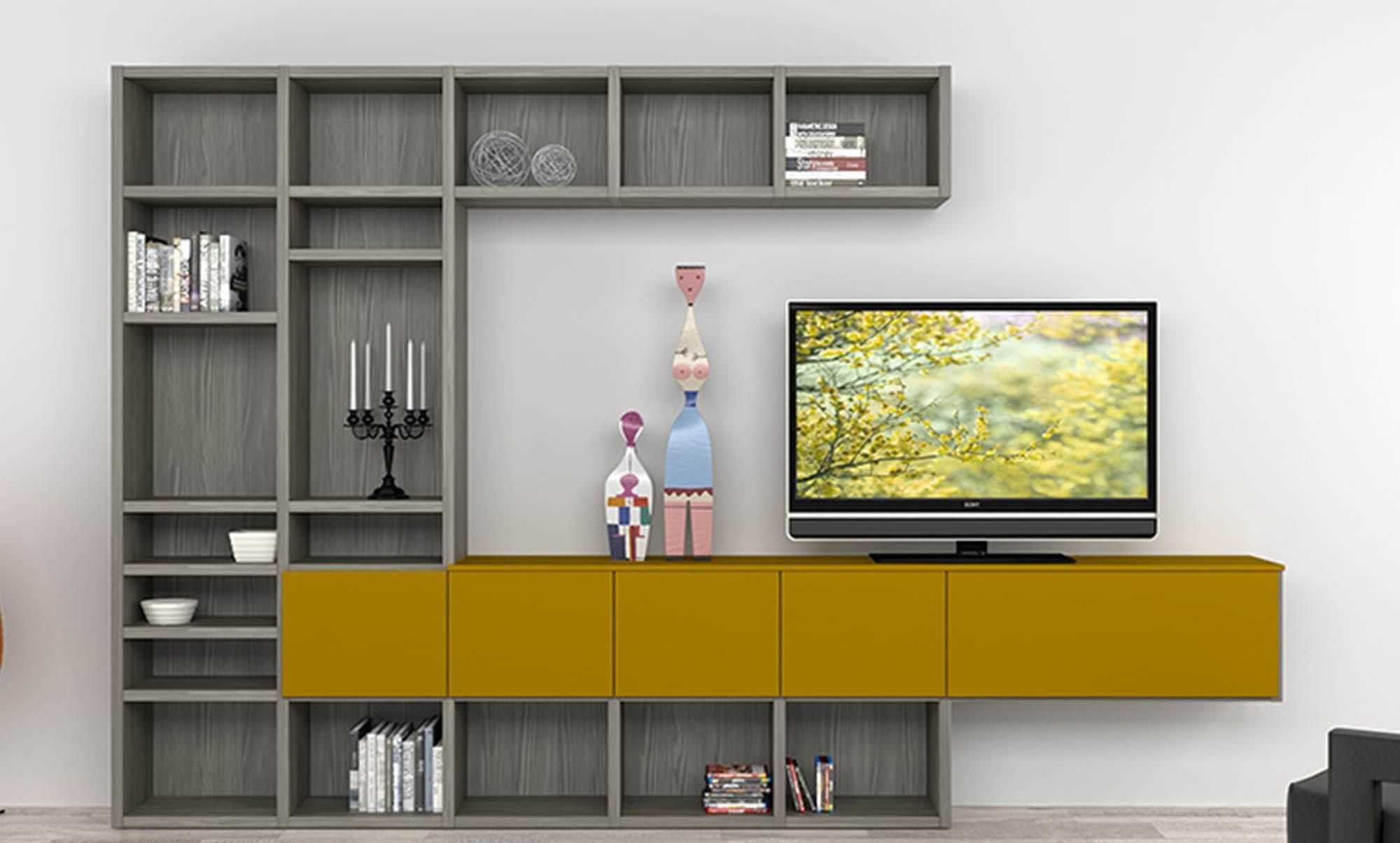 If you are seeking to give a contemporary look to your living room ...