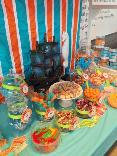 finding nemo theme birthday