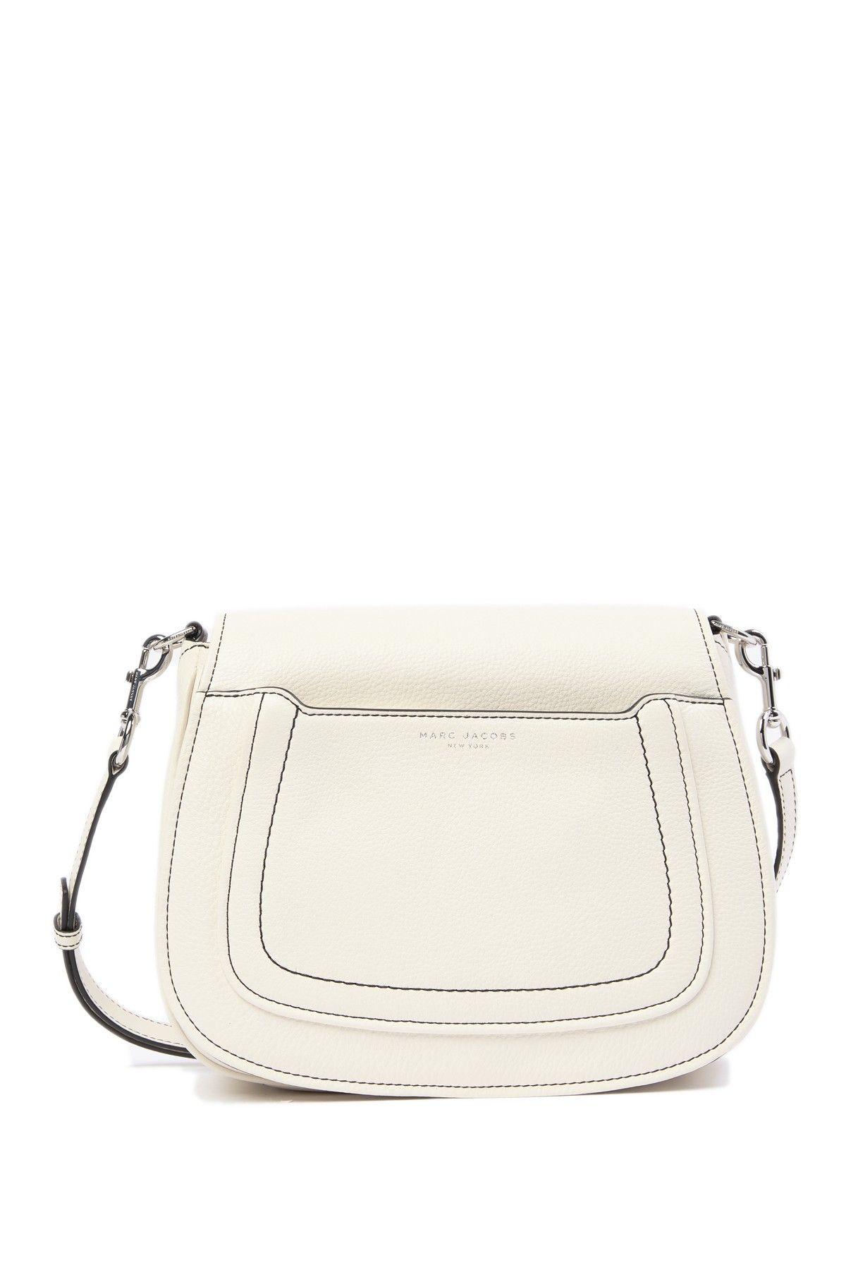 Marc Jacobs | Empire City Messenger Leather Crossbody Bag
