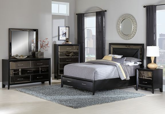 miramar ii bedroom collection value city furniture dont like that pieces are sold separately but