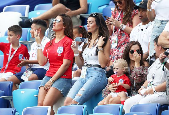 WAGs Of FIFA World Cup 2018: Jamie Vardy And Harry Maguire