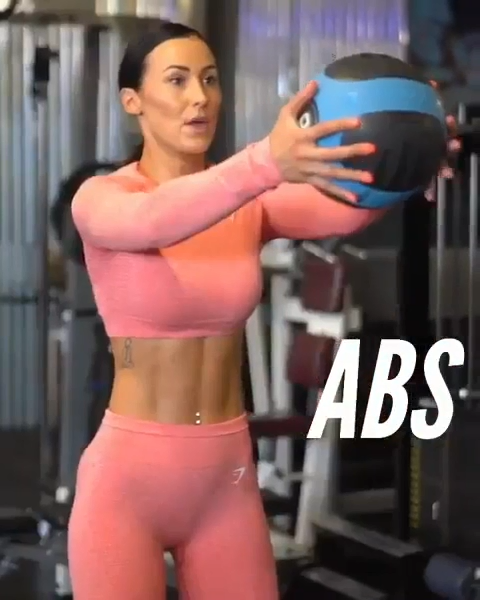 #Abs #absworkout #Core #Daily #Fitness #GYM #mins #routine #uppperbodyworkout #Women #Workout