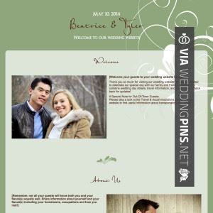 cool easy wedding website check out more great wedding website