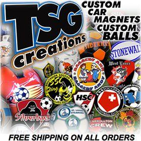 FACT Custom Car Magnets CarMagnets Custom Balls Customballs - Custom car magnets decals
